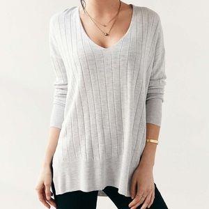 Kimchi Blue Light Gray Sweater